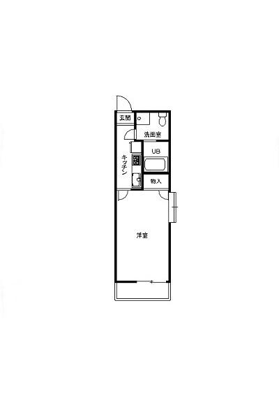アルカディア_101号室(小田原市蓮正寺)のサムネイル