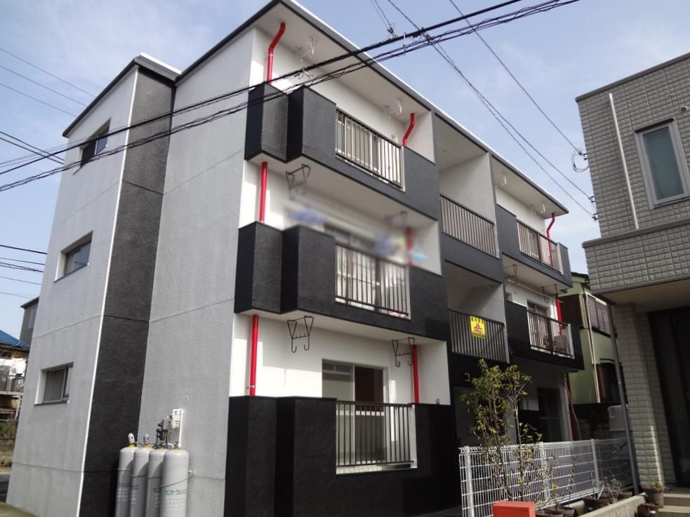 2DK 平塚市札場町「コーポ山口」のサムネイル