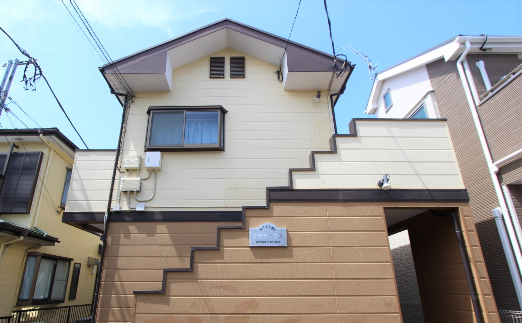 1K 平塚市御殿「プラザハウス」のサムネイル