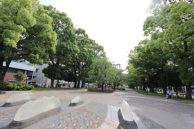 グランレーヴ・公園.JPG