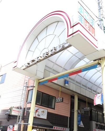 グランレーヴ・よこはまばし商店街.JPG