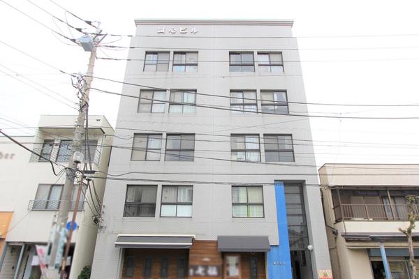 平塚市見附町「誠心ビル」平塚駅徒歩12分!