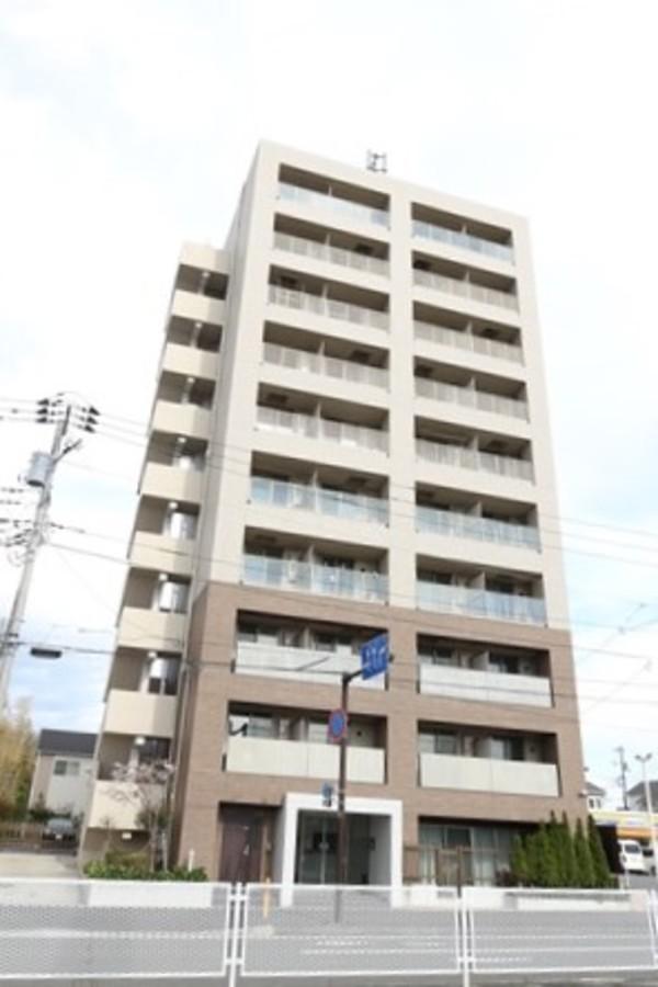 管理受託物件・神奈川県藤沢市菖蒲沢『esperanza桜』