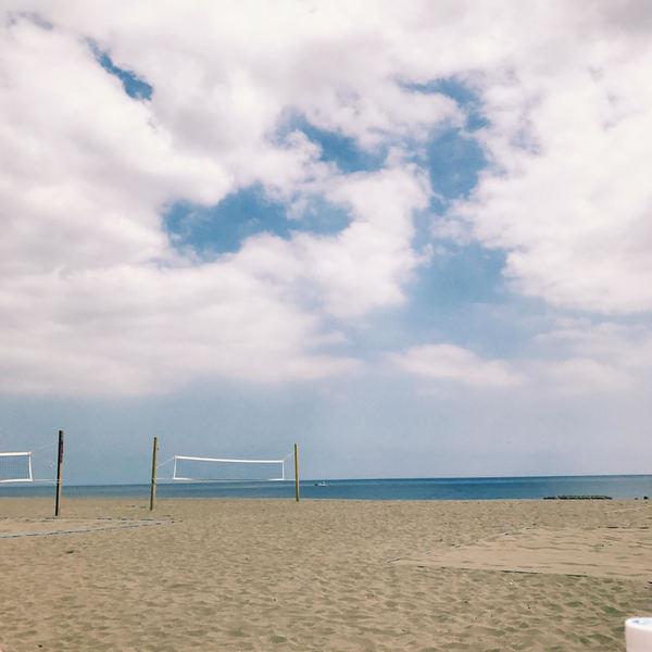 【Labo】平塚の海☀湘南ベルマーレひらつかビーチパーク