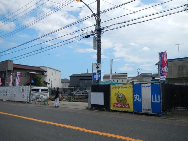 8月1日(土)茅ヶ崎市美住町計画 構造見学会