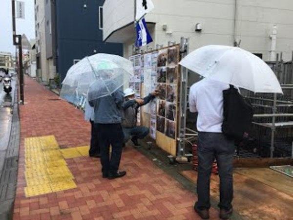 【イベント】エースタワー江の島計画 第1回構造見学会開催後のご報告