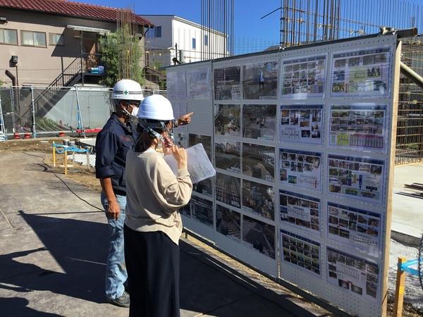 【イベント】茅ヶ崎市美住町計画 第2回構造見学会開催後のご報告