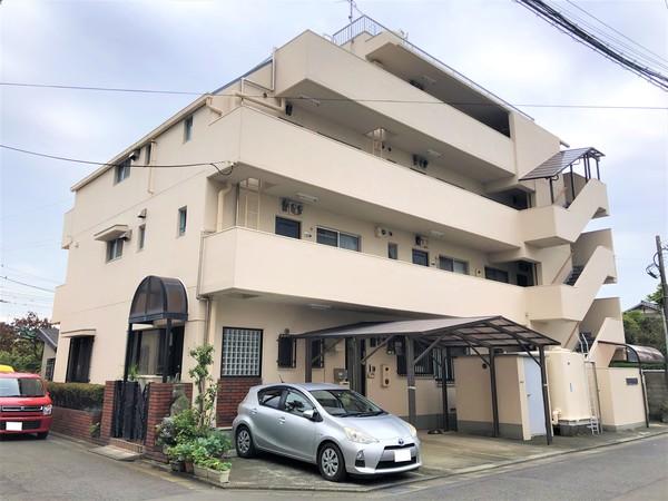 管理受託物件・神奈川県平塚市馬入本町『武井マンション』