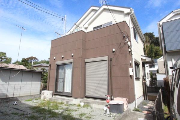 管理受託物件・神奈川県平塚市岡崎『OKAZAKI HOUSE』