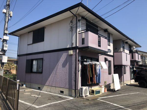 管理受託物件・神奈川県秦野市今泉『ソレイユM'S』